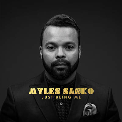 Myles Sanko - Just Being Me 1 - fanzine