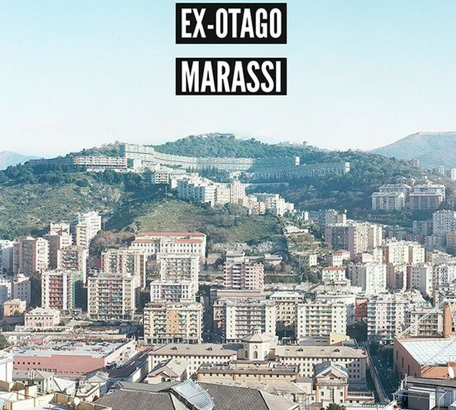 Ex-Otago - Marassi 1 - fanzine