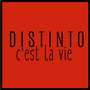 Distinto - C'est La Vie 1 - fanzine
