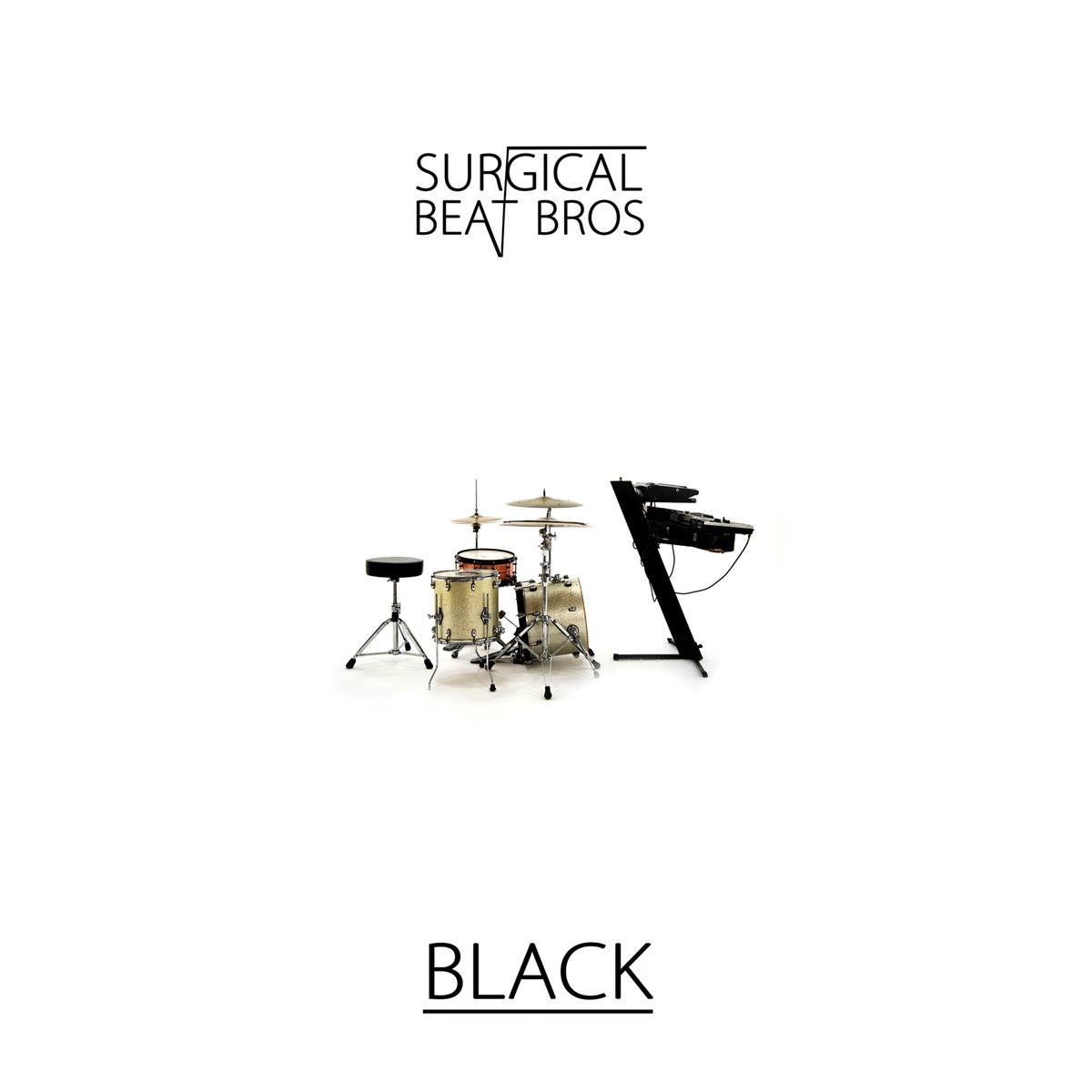 Surgical Beat Bros - Black 8 - fanzine