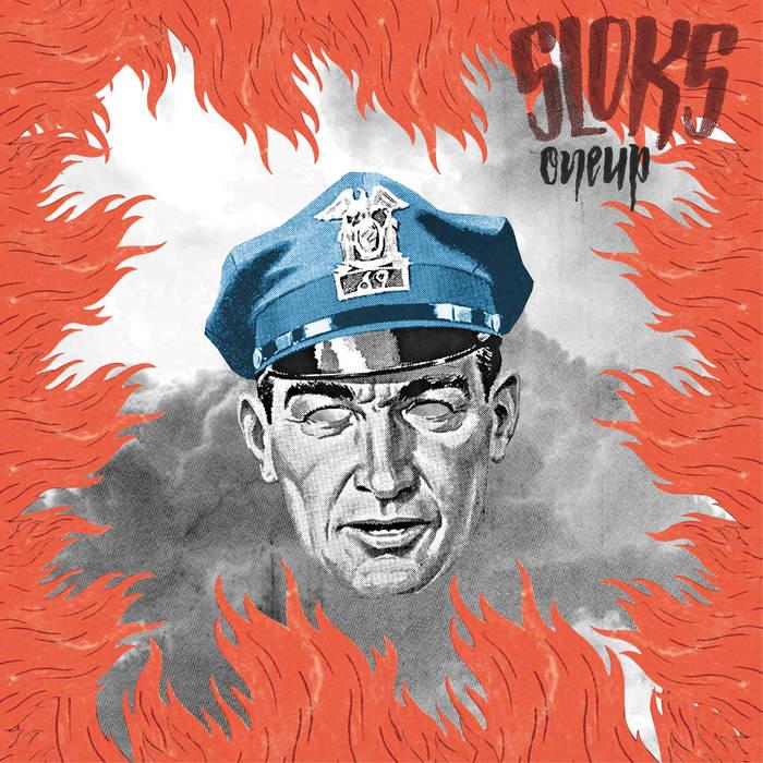 Sloks - oneUp 1 - fanzine