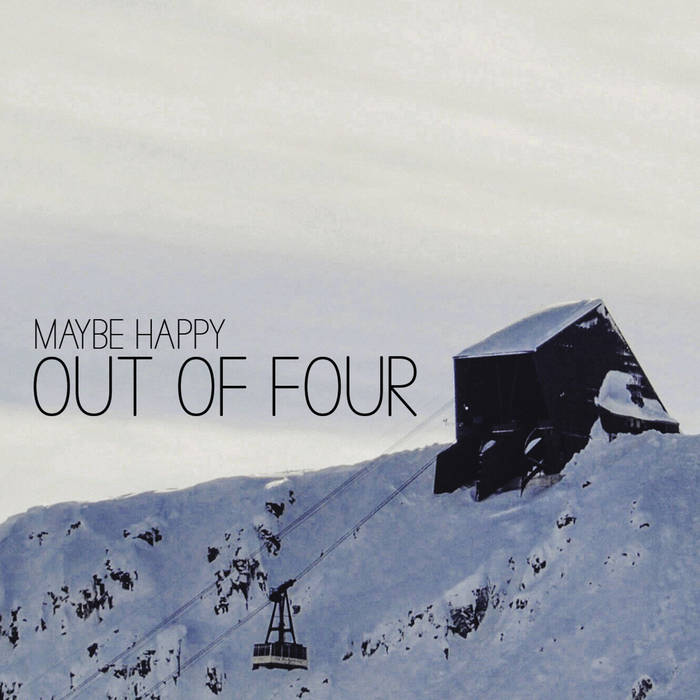 Maybe Happy - Out Of Four 7 - fanzine