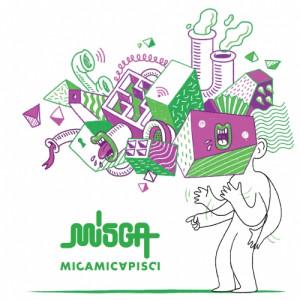 Misga - Micamicapisci 3 - fanzine