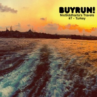 """Buyrun!"" - NioSiddharta's Travels #7 - Turkey 1 - fanzine"