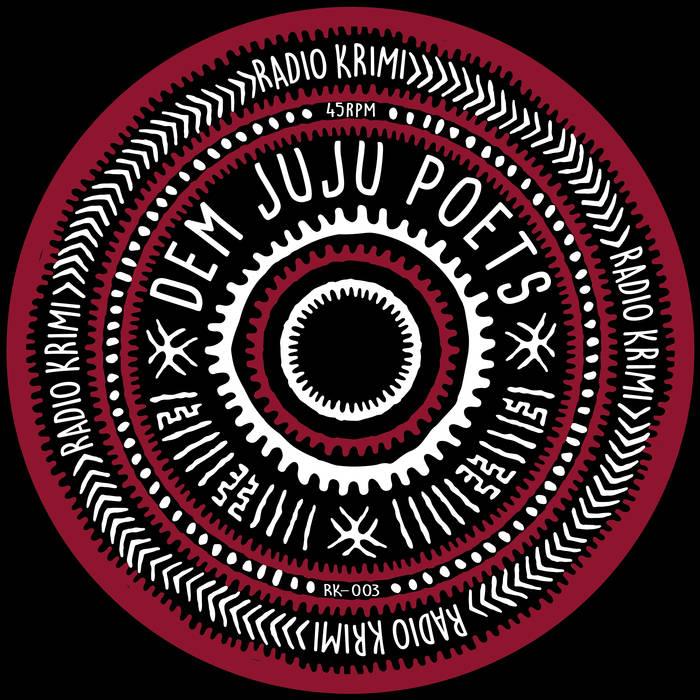 Dem JuJu Poets - Voodoo Jazz Watusi Fever 1 - fanzine