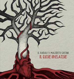 Il Babau & I Maledetti Cretini - Il Cuore Rivelatore - dall' omonimo racconto di Edgar Allan Poe. 8 - fanzine