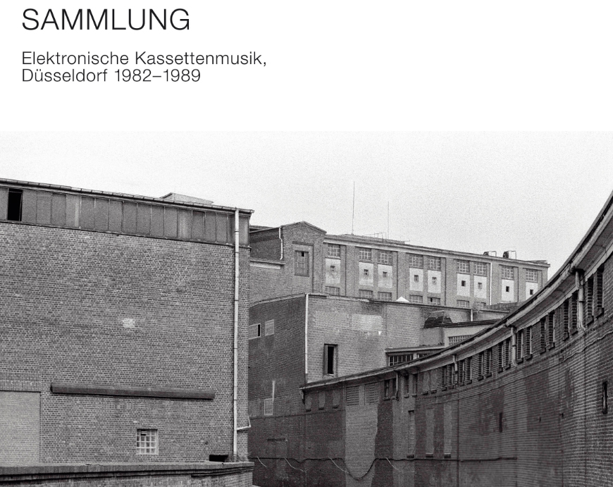 V.A.- SAMMLUNG. ELEKTRONISCHE KASSETTENMUSIK DÜSSELDORF 1982-1989