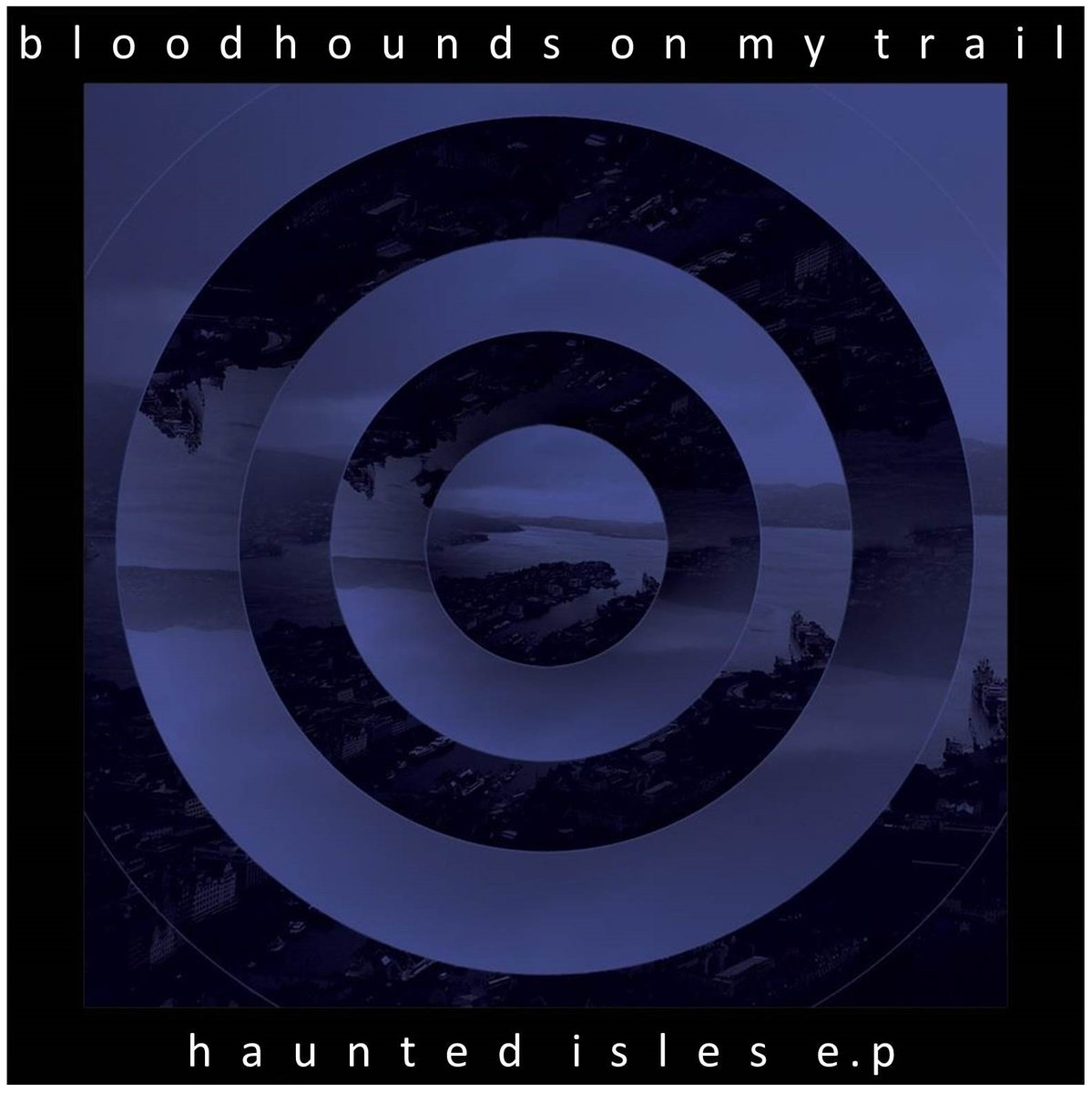 Bloodhounds - Haunted Isles EP 1 - fanzine