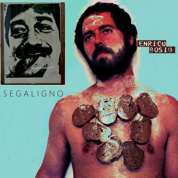 Enrico Bosio - Segaligno 1 - fanzine