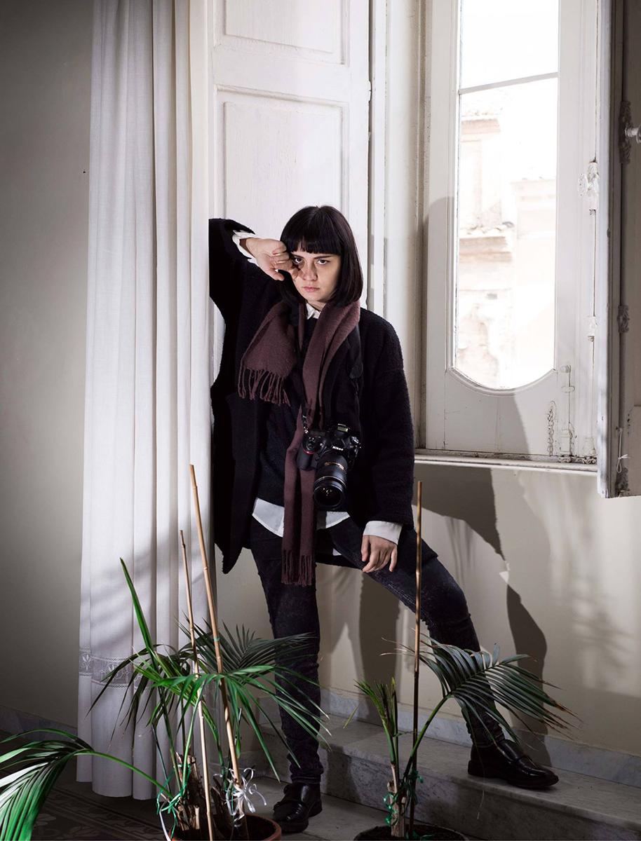 Maria Palmieri 8 - fanzine