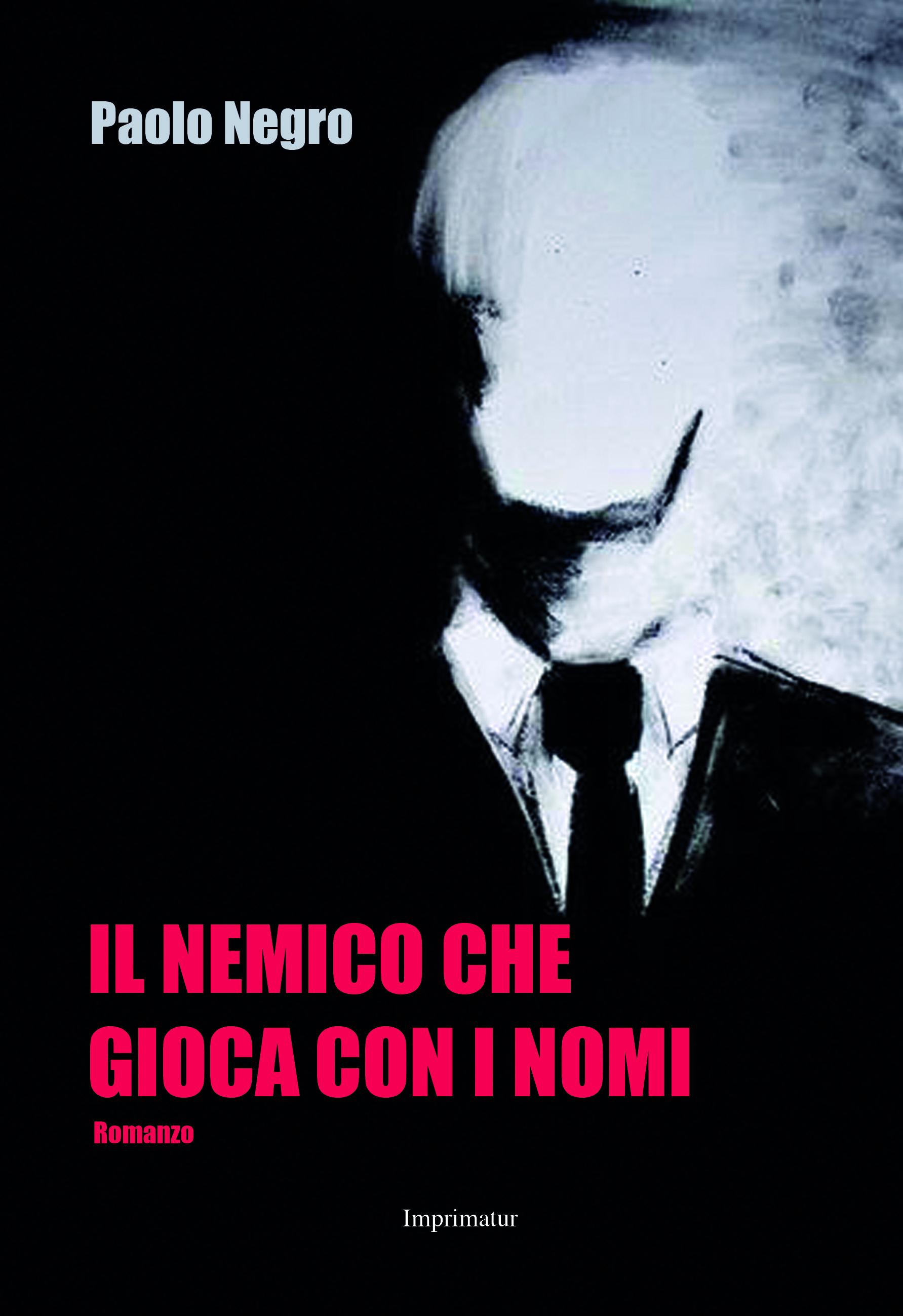 IL NEMICO CHE GIOCA CON I NOMI 1 - fanzine