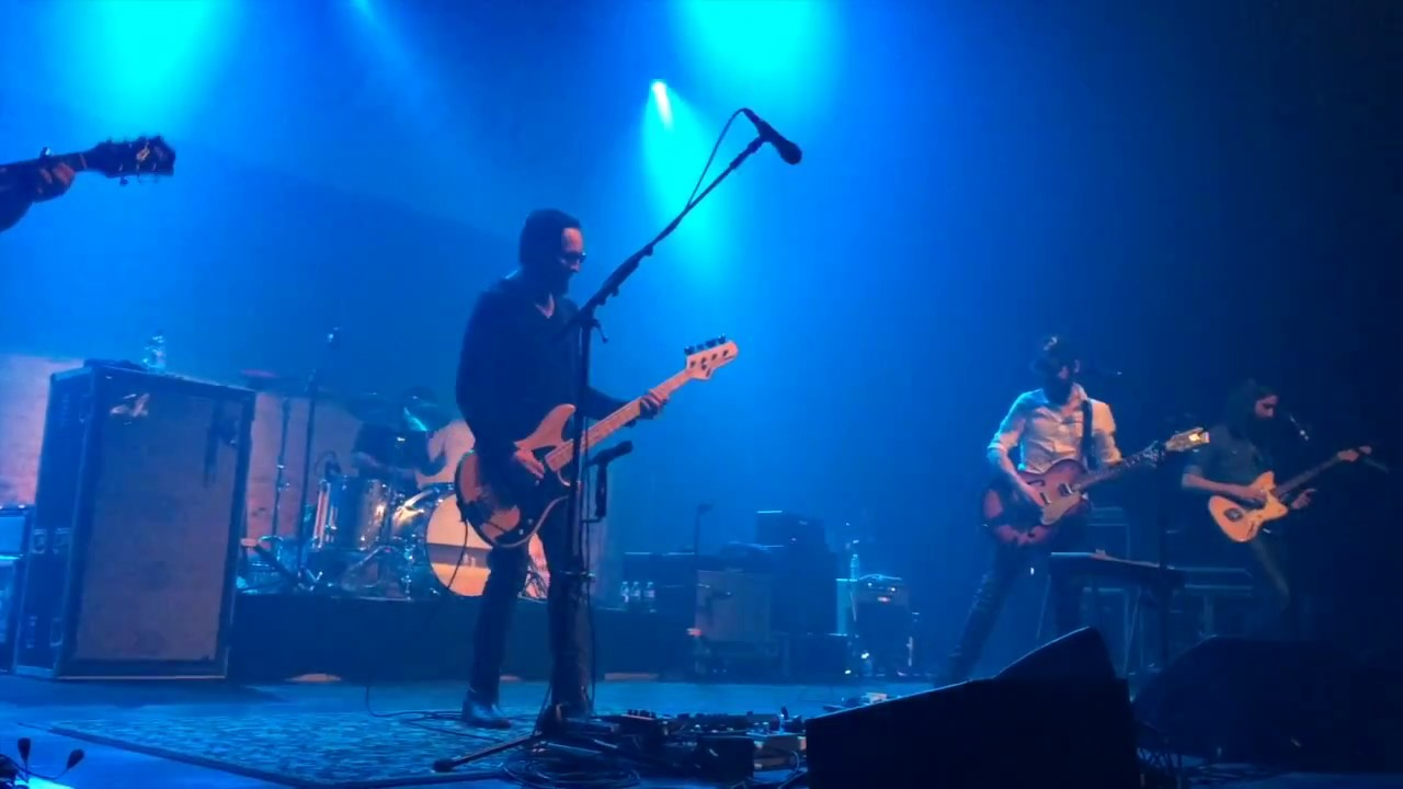 Band of Horses - Live in Paris Élysée Montmartre 4 - fanzine