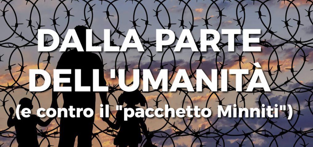 Pacchetto Minniti: una schifezza ! 6 - fanzine