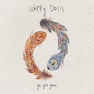 Worry Dolls ‎– Go Get Gone 1 - fanzine