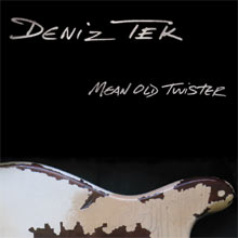 Deniz Tek - Mean Old Twister 1 - fanzine