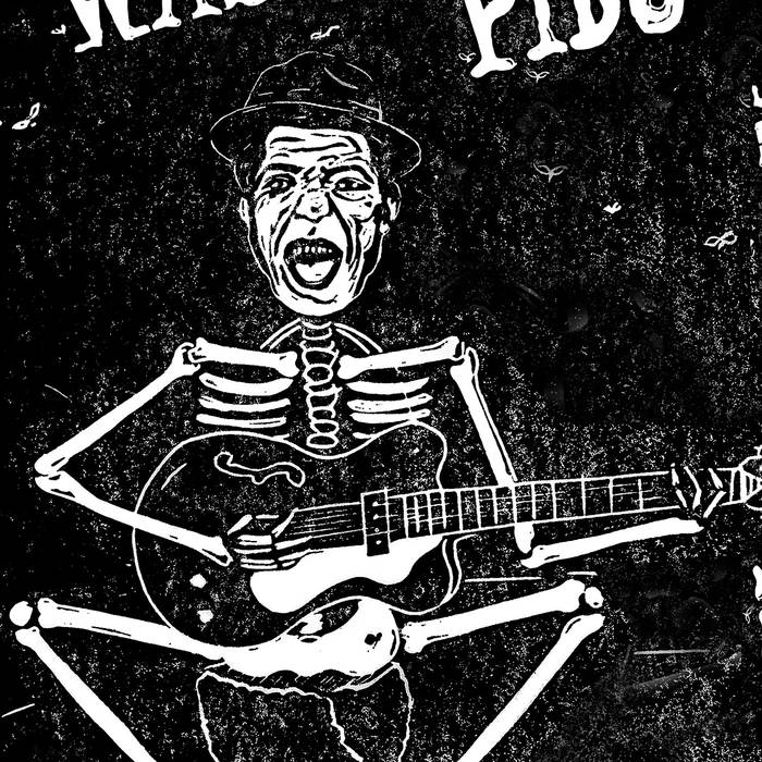 Wasted Pido - Homesick Blues 1 - fanzine