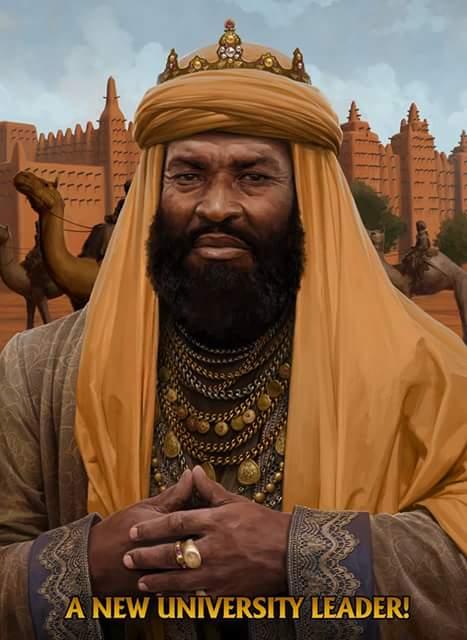 Impero del Songhai e del Mali 4 - fanzine