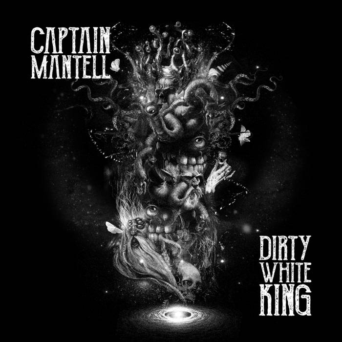Captain Mantell - Dirty White King 5 - fanzine