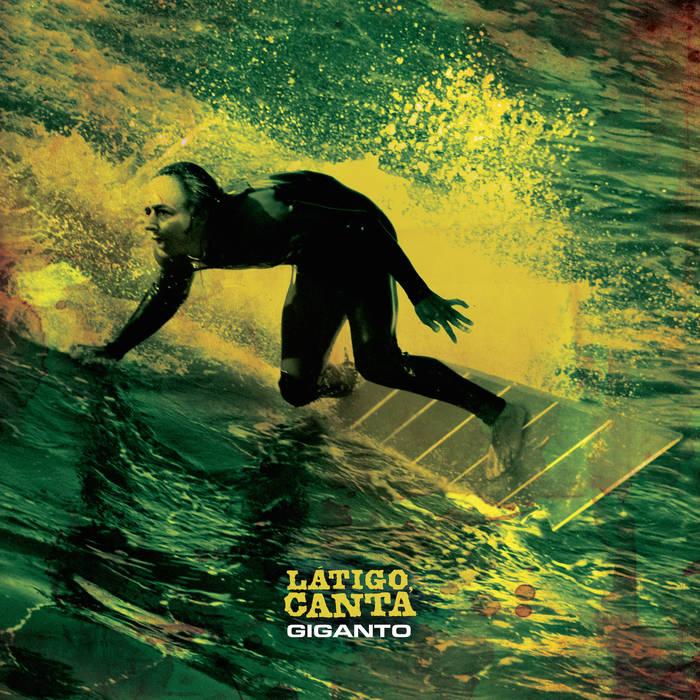 GIGANTO - Latigo, canta 1 - fanzine
