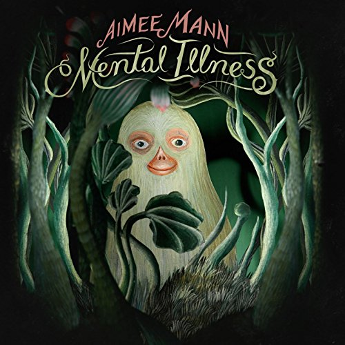 AIMEE MANN - Mental Illness 10 - fanzine