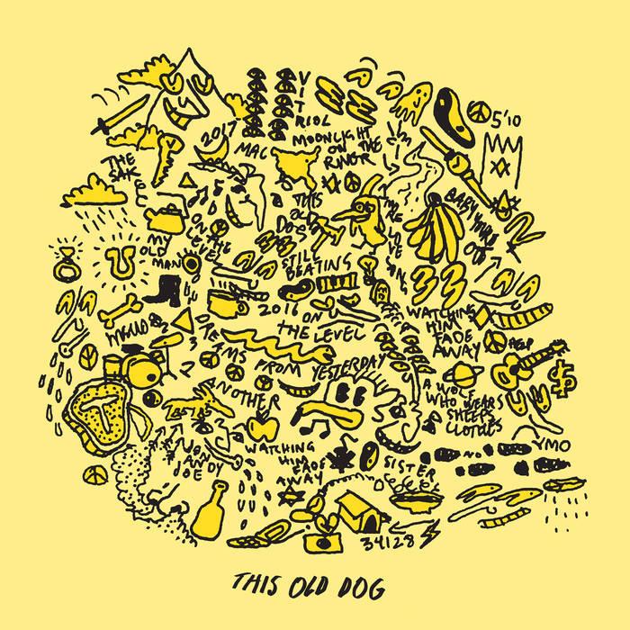 Mac De Marco - This Old Dog 1 - fanzine