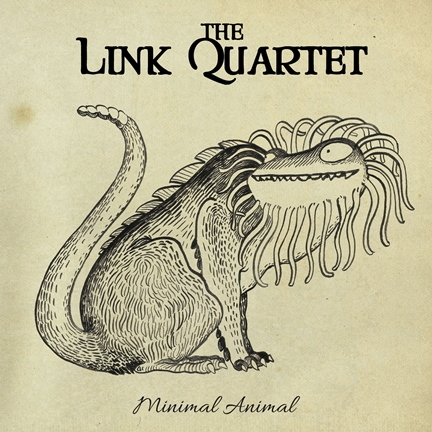 The Link Quartet - Minimal Animal 1 - fanzine