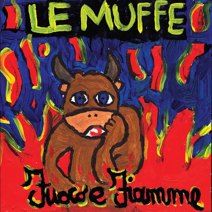 Le Muffe - Fuoco e Fiamme 2 - fanzine