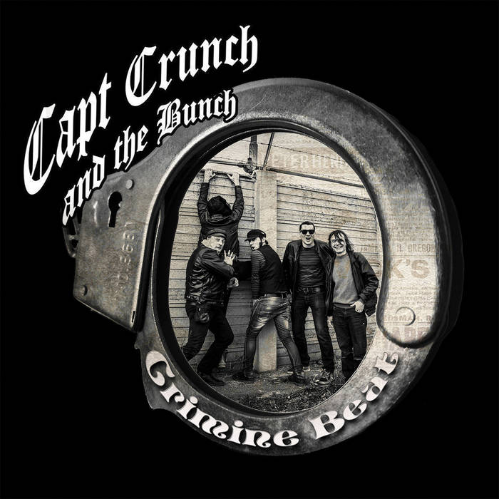 Capt Crunch and the Bunch - Crimine Beat 8 - fanzine