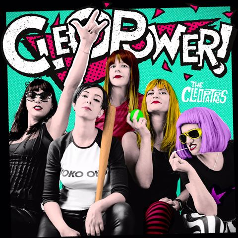 The Cleopatras - Cleopower 5 - fanzine