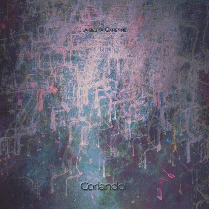 La bestia Carenne - Coriandoli 5 - fanzine