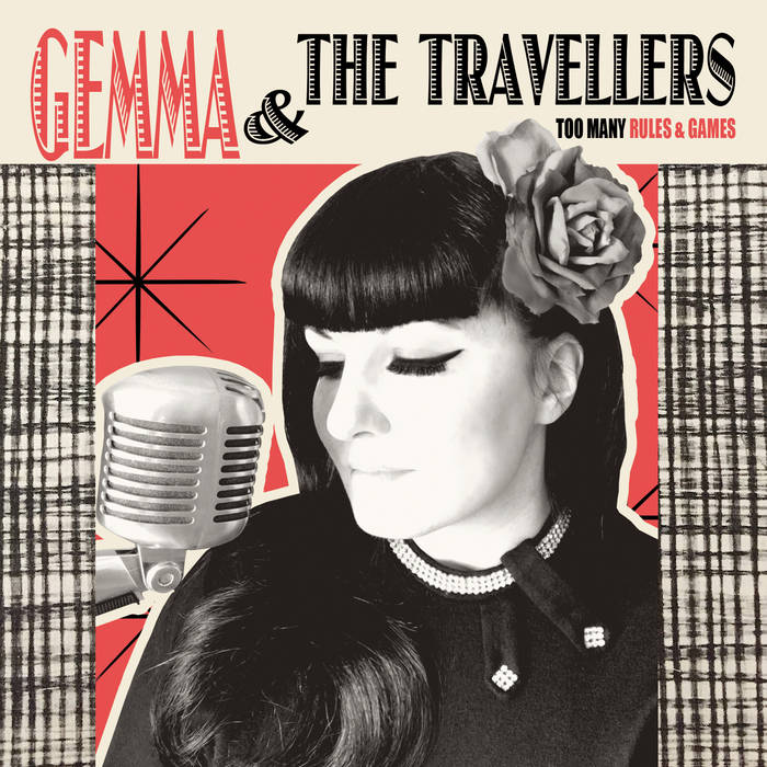 Gemma & The Travellers - Too Many Rules & Games 1 - fanzine