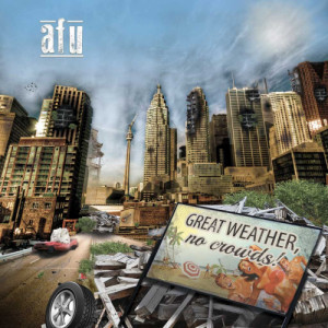 Afu - Great Weather No Crowds 8 - fanzine