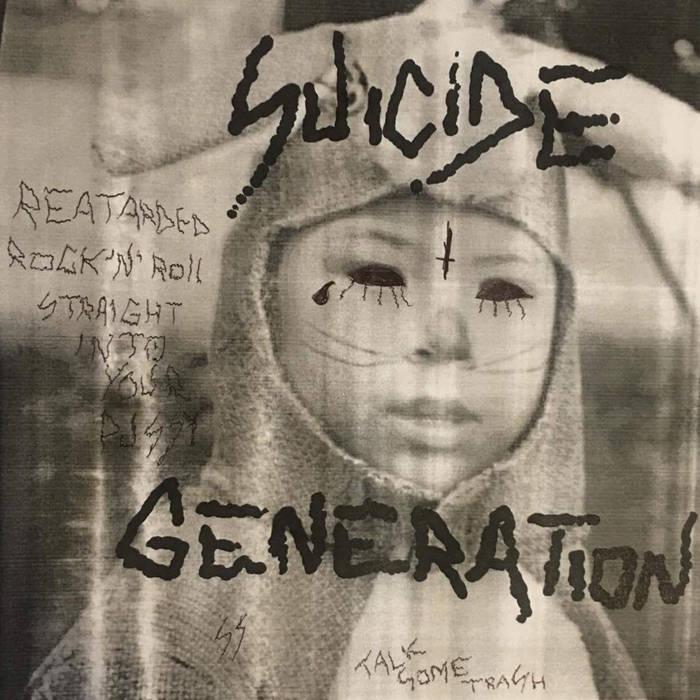 Suicide Generation - Suicide Generation 1 - fanzine
