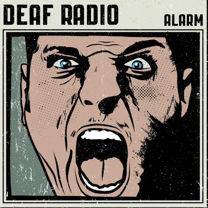 DEAF RADIO - ALARM 6 - fanzine