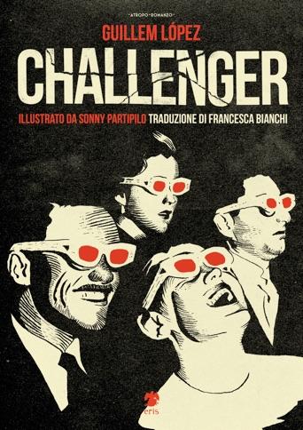 CHALLENGER di Guillem López 1 - fanzine