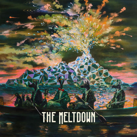 The Meltdown - The Meltdown 6 - fanzine