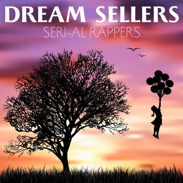 Seri - Al Rappers - Dream Sellers 1 - fanzine