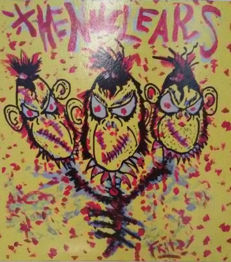 "The Nuclears - Omonimo 7"" 1 - fanzine"