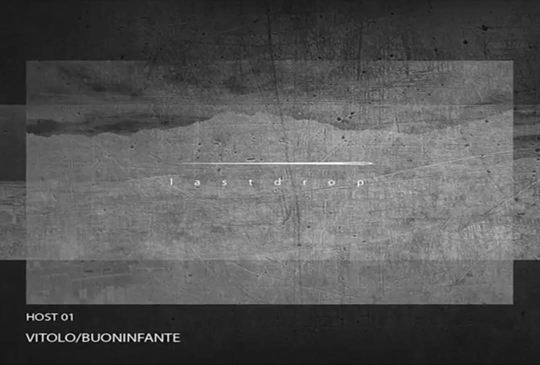Luca Buoninfante  Anacleto Vitolo - Host 01 3 - fanzine