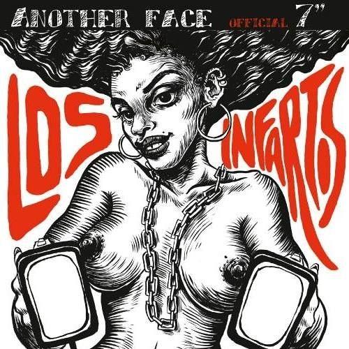 """Los Infartos - Los Infartos  7"""" 6 - fanzine"""
