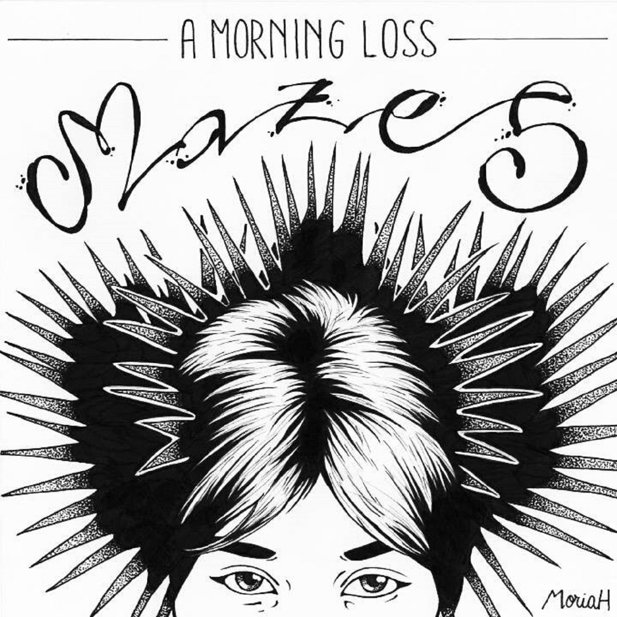 A Morning Loss - Mazes 1 - fanzine