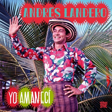 Andrés Landero - Yo Amanecì 7 - fanzine