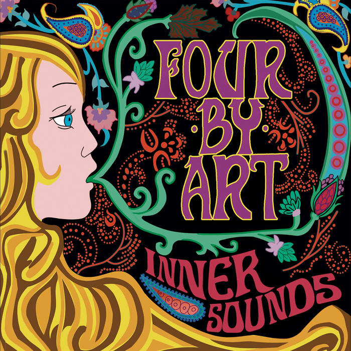 Four By Art - Inner Sounds 1 - fanzine