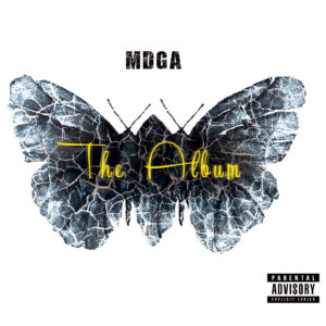 MDGA - The Album 5 Iyezine.com