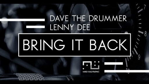 D.A.V.E. The Drummer & Lenny Dee - Bring It Back Ep 1 - fanzine