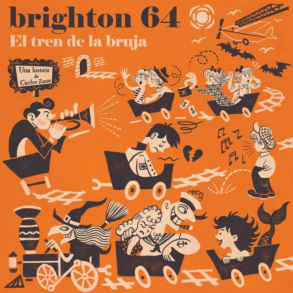 Brighton 64 5 - fanzine