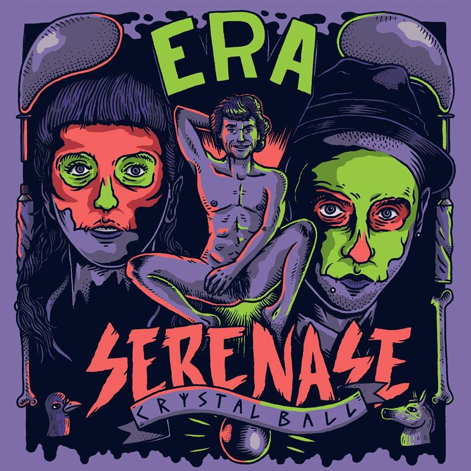 Era Serenase - Crystal Ball 4 - fanzine