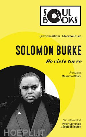 SOLOMON BURKE Ho visto un re 1 - fanzine