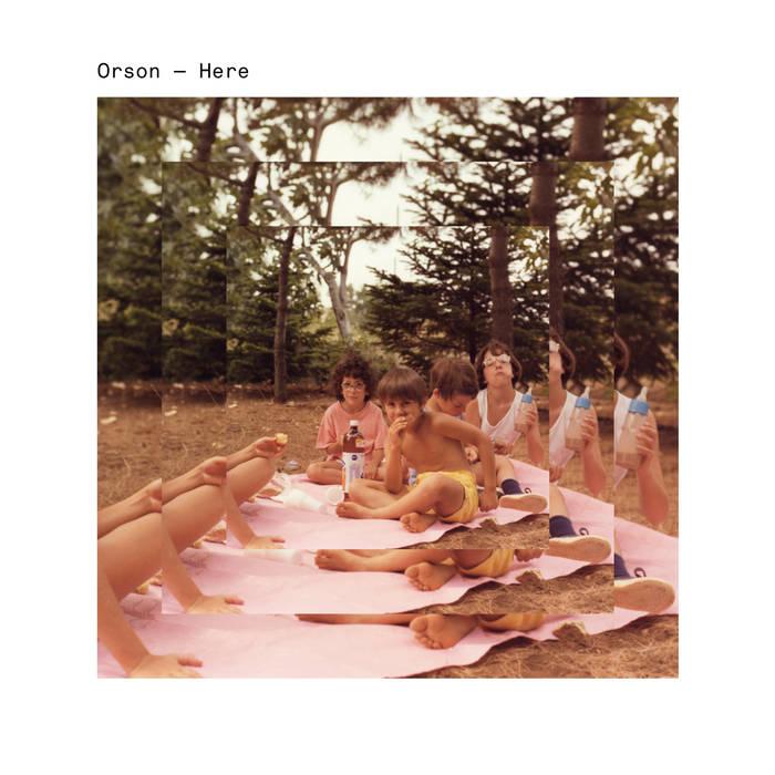 Orson - Here 1 - fanzine