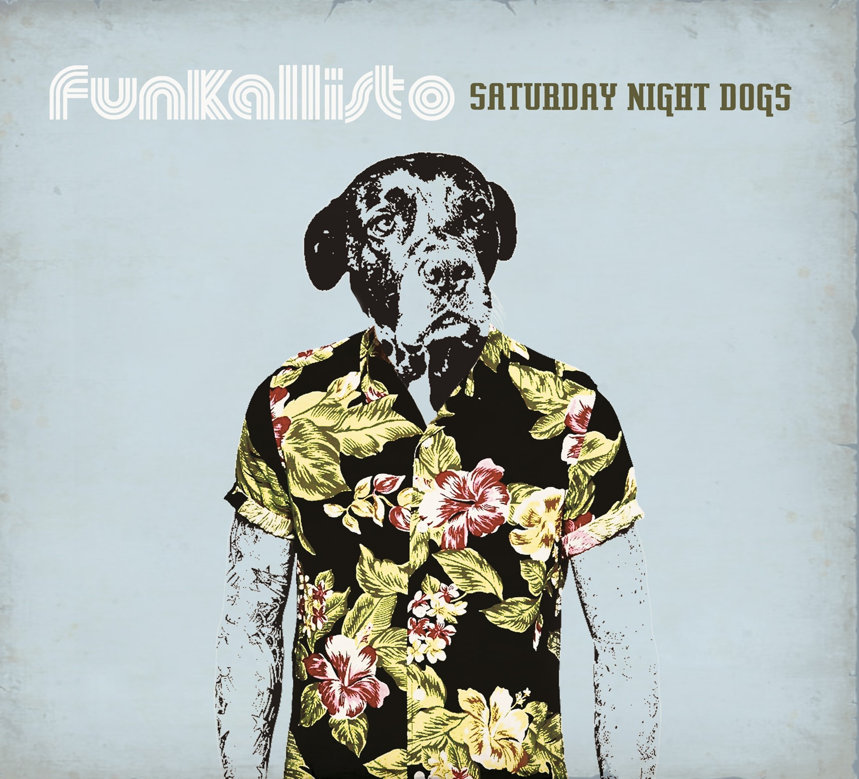 Funkallisto -Saturday Night Dogs 1 - fanzine